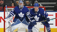 Leafs need more from Rielly, Andersen