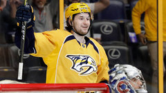NHL: Avalanche 2, Predators 4