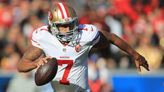 Lynch ready to move on from Kaepernick?