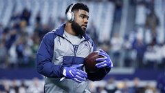 Should Elliott's off-field issues concern Cowboys?