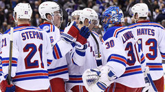 NHL: Rangers 2, Maple Leafs 1 (SO)