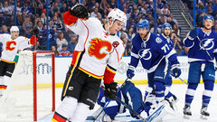 NHL: Flames 3, Lightning 2