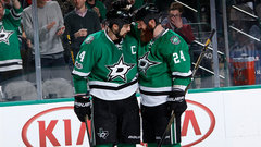 NHL: Coyotes 2, Stars 5