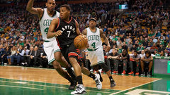 Court Squeaks: Celtics, Raptors on opposite ends of spectrum
