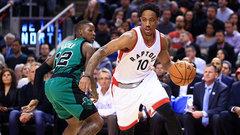 NBA: Celtics 97, Raptors 107