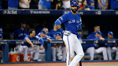Atkins: Bautista at a better starting point than last year