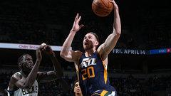 NBA: Jazz 109, Bucks 95