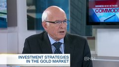 Money manager Ross Healy says he lightened up on gold too early