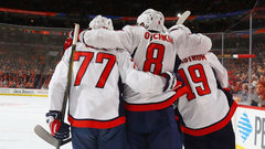 By the Numbers: Capitals win streak at home