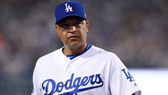 Roberts says success equals World Series for Dodgers