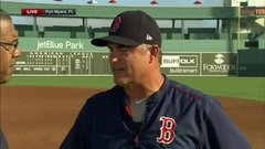 Farrell looking at Pedroia to take over leadership void
