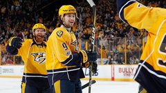 NHL: Capitals 2, Predators 5