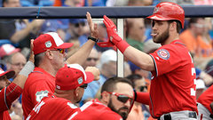 MLB: Nationals 8, Mets 6