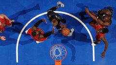 NBA: Hawks 86, Magic 105