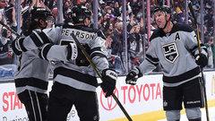 NHL: Ducks 1, Kings 4