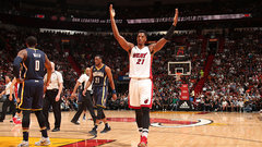 NBA: Pacers 95, Heat 113