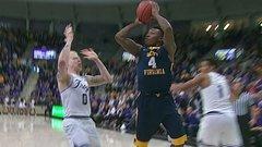 NCAA: (12) West Virginia 61, TCU 60