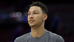 How worrisome is Simmons' injury?