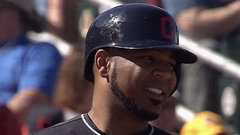 MLB: Reds 2, Indians 8