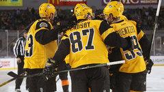 NHL: Flyers 2, Penguins 4