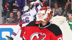 NHL: Rangers 4, Devils 3 (OT)