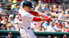 MLB: Twins 7, Red Sox 8