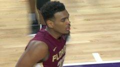 NCAA: (19) Florida State 76, Clemson 74
