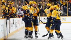 NHL: Oilers 4, Predators 5