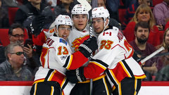 NHL: Flames 3, Hurricanes 1