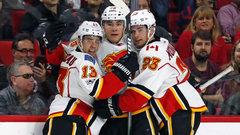 NHL: Flames 3, Hurricanes 1