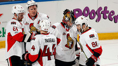 NHL: Senators 2, Panthers 1