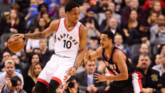 NBA: Trail Blazers 106, Raptors 112