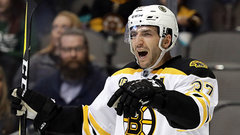 NHL: Bruins 6, Stars 3