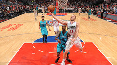 NBA: Hornets 121, Clippers 124 (OT)