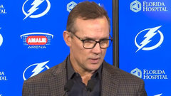 Yzerman explains why he traded Bishop, updates Stamkos' injury