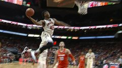 Must See: Mitchell makes dunk contest-worthy jam in win