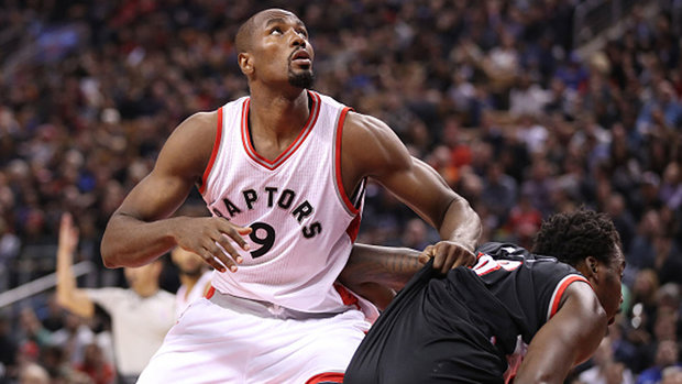 Armstrong: Tucker, Ibaka bring toughness to Raptors