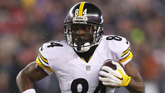 Report: Steelers, Brown agree on four-year, $68M extension