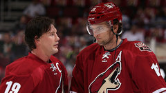 McGuire: Doan's frustration shows cost was low for Hanzal