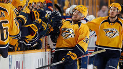 Controversial end to Oilers' loss to Predators