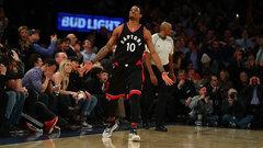 NBA: Raptors 92, Knicks 91