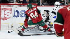 NHL: Kings 4, Wild 5 (OT)