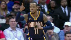 NBA: Pacers 117, Rockets 108