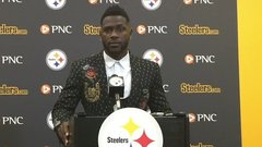 Brown determined to be better leader with Steelers