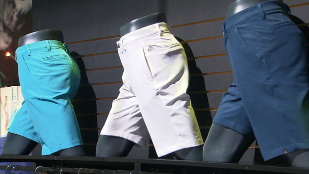 Adidas 'stretching' the limits of their new shorts