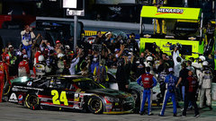 SC Express: NASCAR gone wild moments
