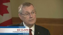 Ex-TD CEO Ed Clark: Don't ask sales forces to do things they shouldn't do