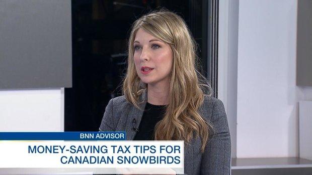 Top tax tips for snowbirds