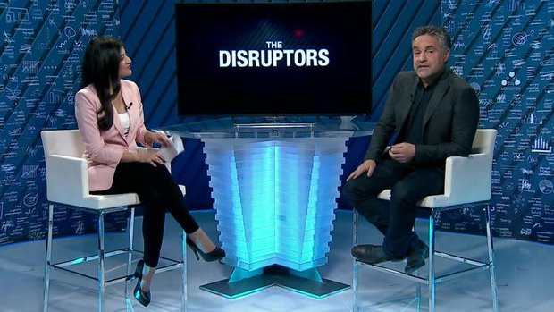 The Disruptors for Thursday, March 16, 2017
