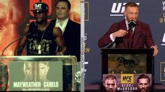 White can't see how Mayweather/McGregor fight 'doesn't happen'